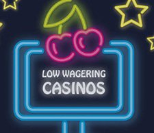 Low Wagering Casinos 5staronlinecasino.com