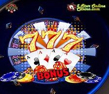5staronlinecasino.com latest bonus(es)