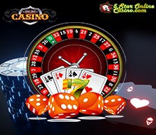 online casino + promotions 5staronlinecasino.com